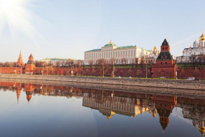 Как выглядят официальные резиденции мировых лидеров: 16 фото