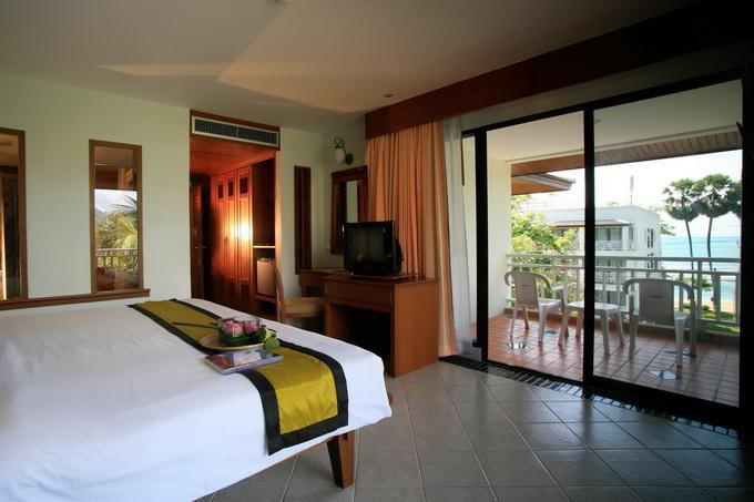 Отель Sunset Beach Resort 4* (Пхукет/Патонг, Таиланд): описание номеров, сервис, отзывы туристов