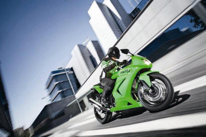 Kawasaki Ninja 250r технические #10