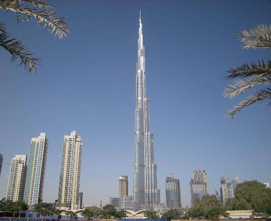 Бурдж-Халифа, Объединенные Арабские Эмираты: описание, история и интересные факты