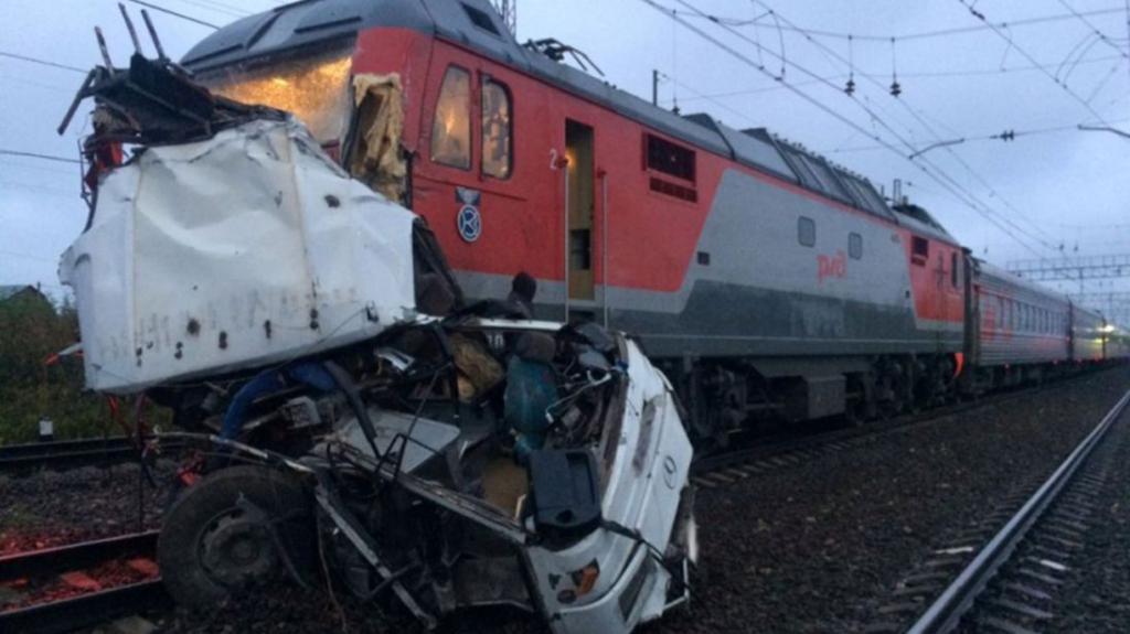 Аварии с поездами: надежность поездов и крупнейшие аварии в России