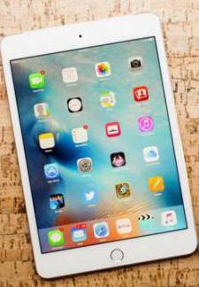 iPad mini 4: обзор планшета и отзывы