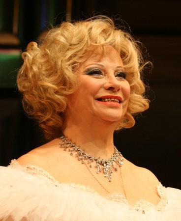 Светлана Варгузова – прима Московского театра оперетты