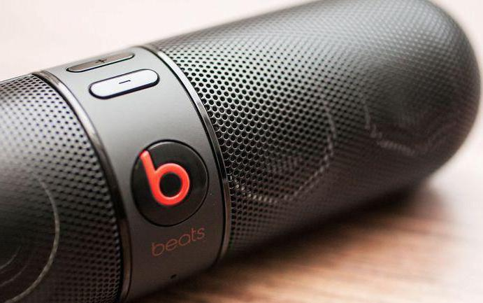 Колонки Beats: обзор, характеристики, виды