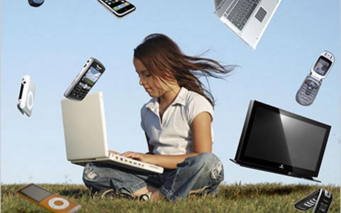 Дети и электроника. Стоит ли волноваться?