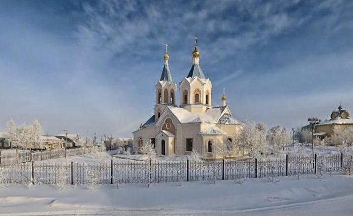 Столица Ямало Ненецкого автономного округа. Город Салехард: географические координаты, герб, администрация, население