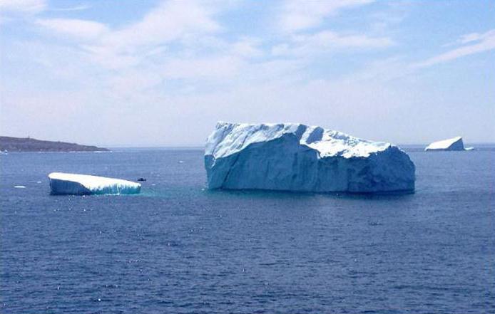 Лабрадорское течение играет большую роль в формировании климата