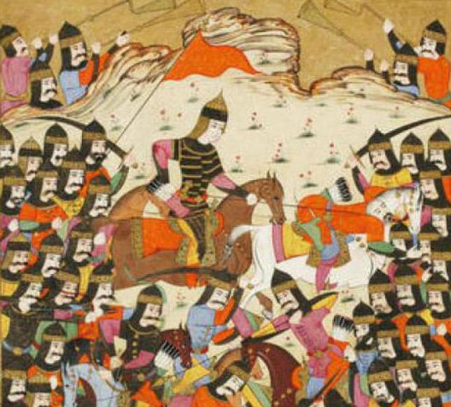Шота Руставели: выдающийся грузинский деятель, поэт и художник