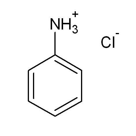 Как выглядит формула анилина