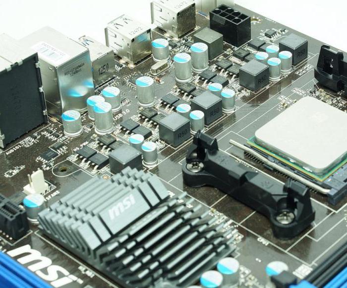 Материнская плата MSI 970A-G43: характеристика, сравнение с конкурентами и отзывы