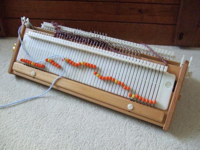 Машинка для вязания в домашних условиях 299