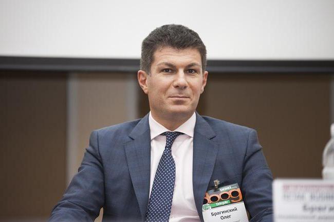 Олег Брагинский, топ менеджер «Альфа Банка»: биография, личная жизнь