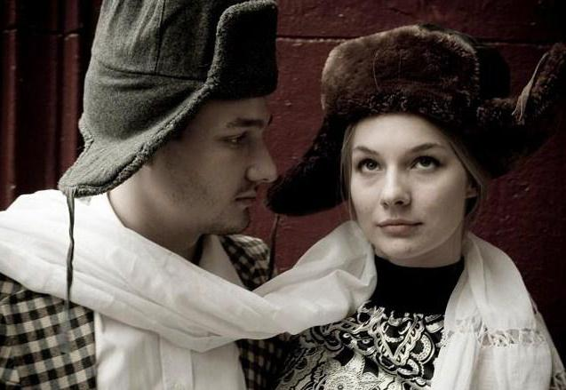 Российский актер Дмитрий Аросьев: биография, карьера и семья