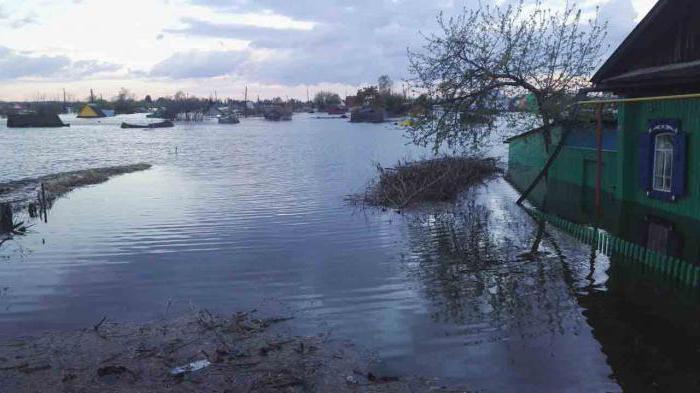 Река Ишим (бассейн реки Иртыш): описание