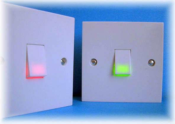 Выключатель с подсветкой: описание, общие принципы подключения