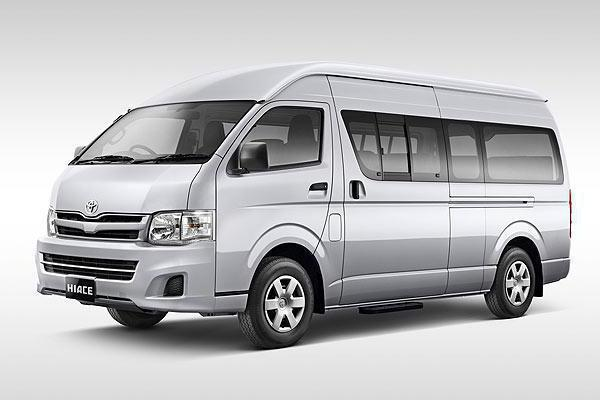 Микроавтобус «Тойота»: какой он?