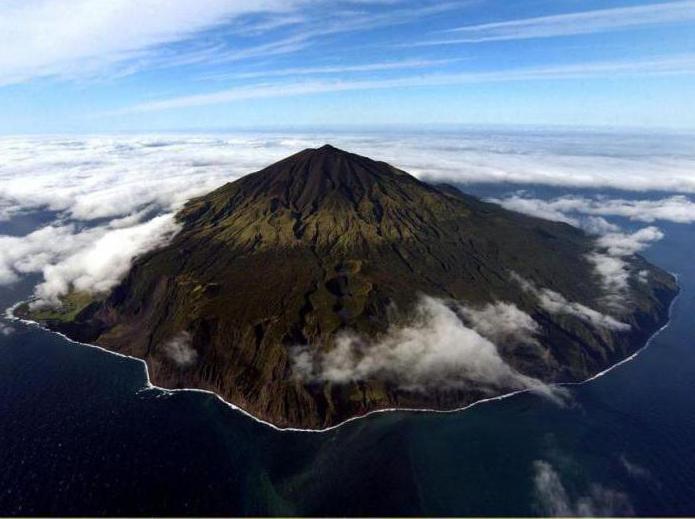 Остров Тристан-да-Кунья