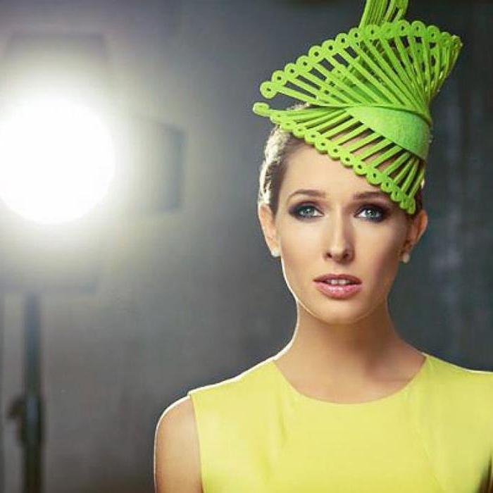 Известная модель и ведущая Катя Осадчая