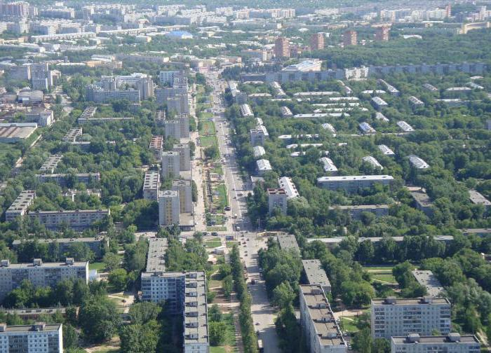 Нижний Новгород, районы: краткий обзор