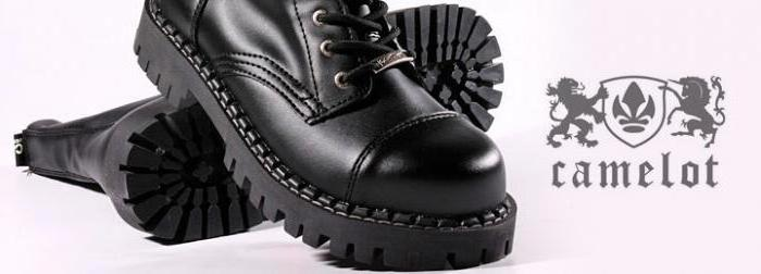 Обувь Camelot: история бренда