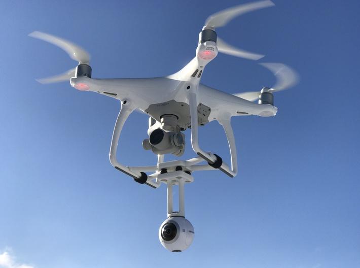 Квадрокоптер DJI Phantom 4: отзывы, характеристики, инструкция