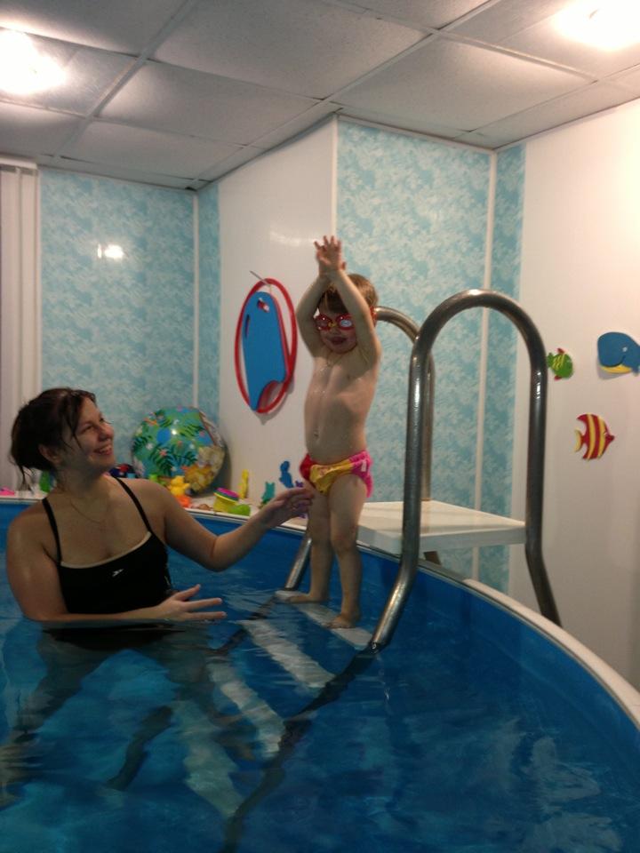 Бассейны в Белгороде и их особенности