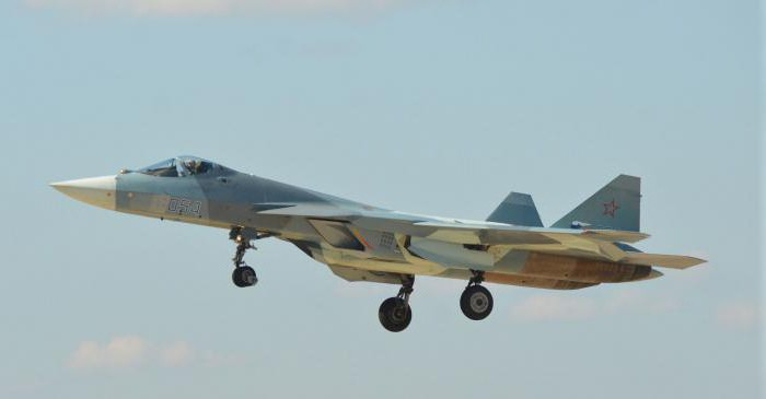 5 поколение самолетов: российский