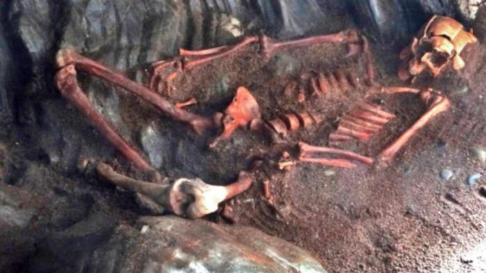 Криминалисты реконструировали лицо мужчины, зверски убитого 1400 лет назад
