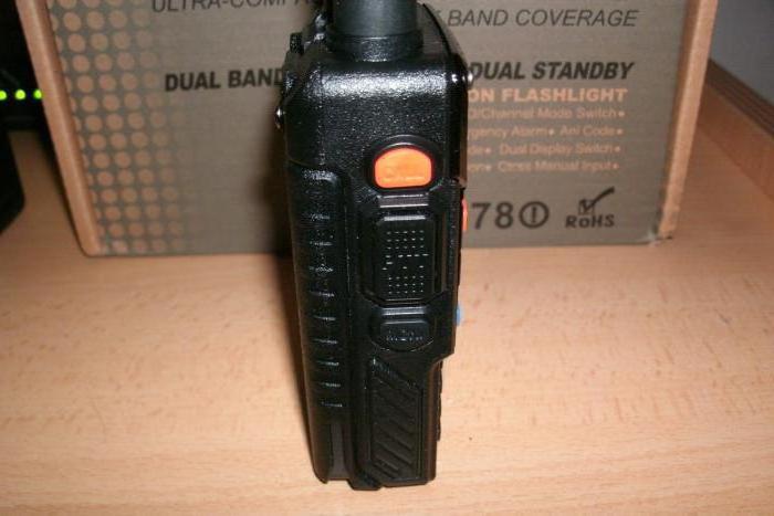 Рация Baofeng UV-5R: обзор, технические характеристики и особенности
