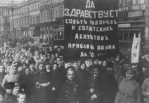 Большевики и меньшевики - это кто такие?