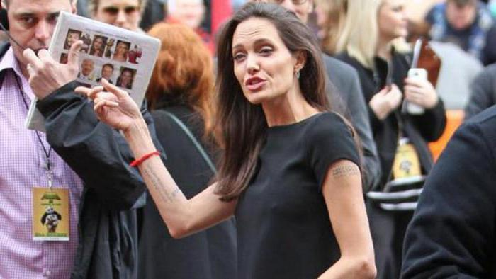 Анорексия Анджелины Джоли: достоверный факт или пустые домыслы?
