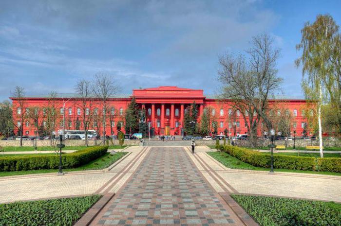 Вузы Украины: рейтинг университетов
