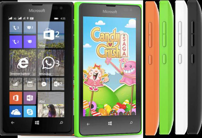 Смартфон Microsoft Lumia 435: обзор, технические характеристики и отзывы