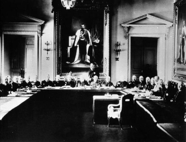 Правительствующий сенат: дата создания, функции, указы