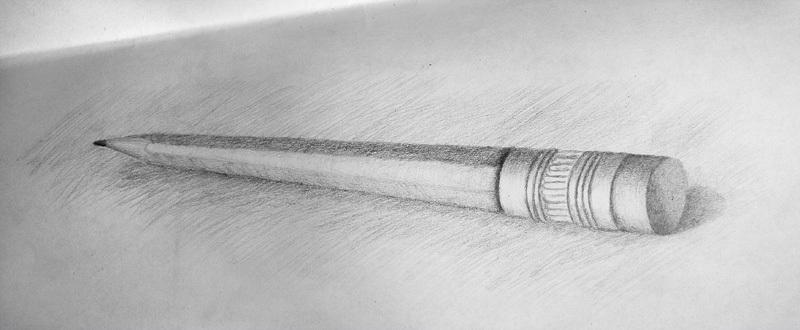 Мудрая притча о карандаше