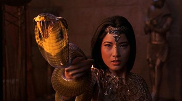 Актеры «Царя скорпионов» и его приквела
