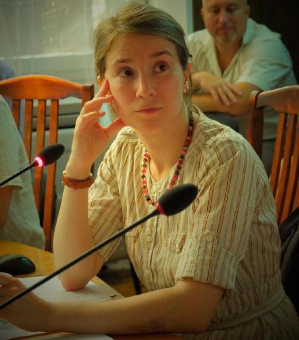 Екатерина Шульман: политолог с особым мнением