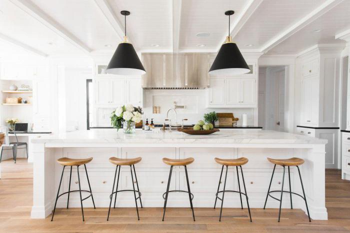 Ваша кухня будет выглядеть дорого: 7 простых способов