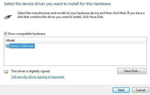 Сбой запроса дескриптора USB-устройства (Windows 10): как исправить. Неизвестное USB-устройство