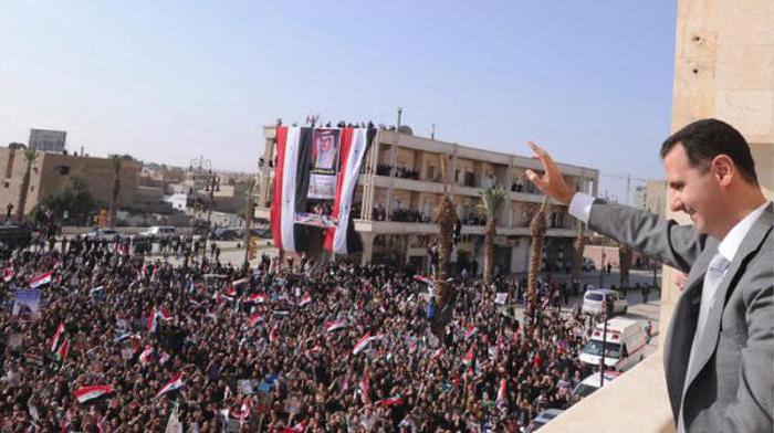 Президент Сирии Башар Асад: биография, семья, политическая деятельность