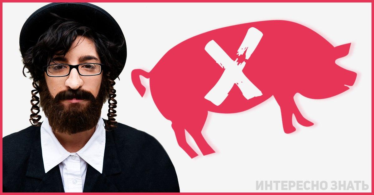Почему мусульмане и иудеи не едят свинину