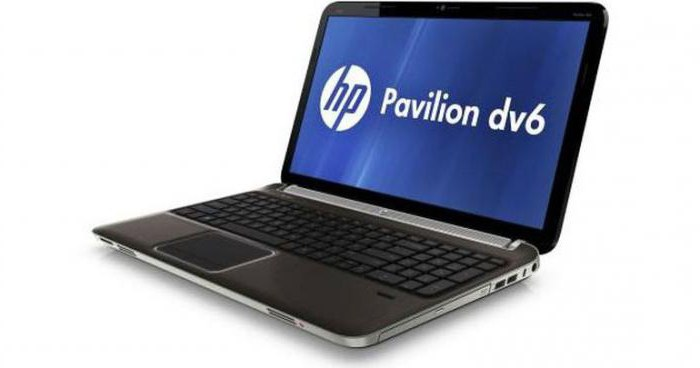 HP Pavilion dv6: характеристики и отзывы