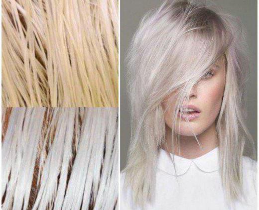 Тонировка волос в домашних условиях