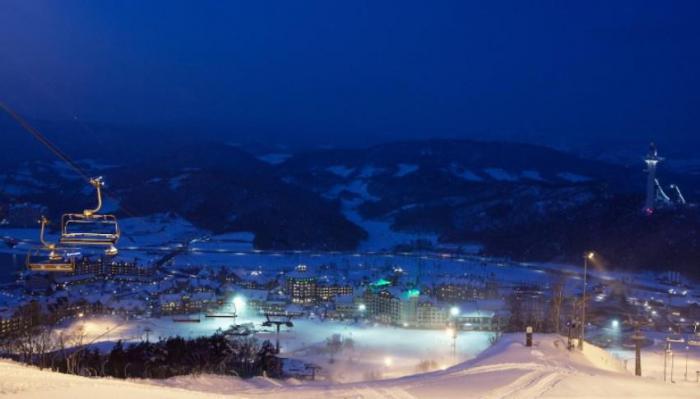 Зимние Олимпийские игры 2018 пройдут в Южной Корее. Лыжная культура страны