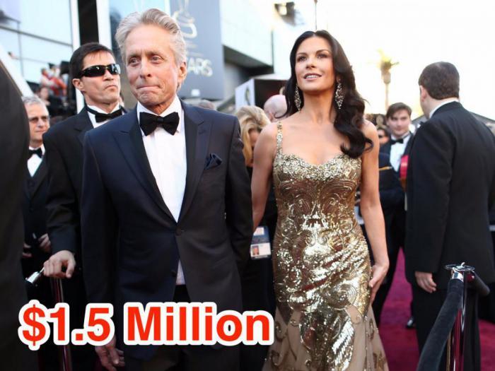 17 самых экстравагантных свадеб знаменитостей