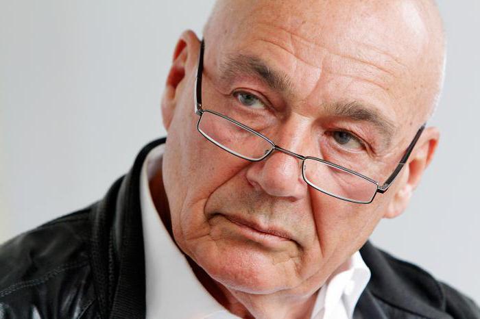 Личная жизнь и биография Познера. Журналист и телеведущий Познер Владимир Владимирович