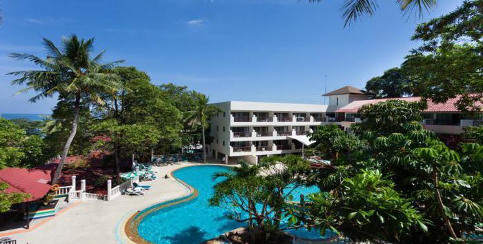 Patong Lodge Hotel 3* (Таиланд, Патонг-Бич): описание номеров, сервис, отзывы