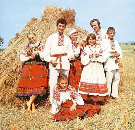 Самые распространенные белорусские фамилии и их происхождение