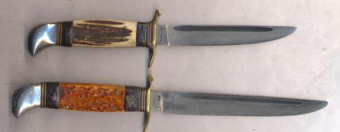 Нож разведчика НР-40: характеристики, фото