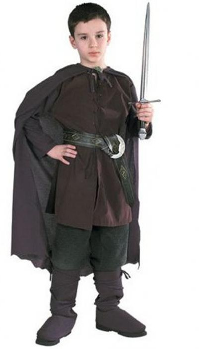 Как сшить костюм эльфа?